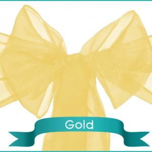 Gold sash